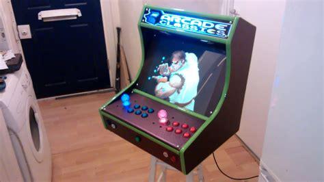 Bartop Machine Bartop Arcade Machine Version 2 0
