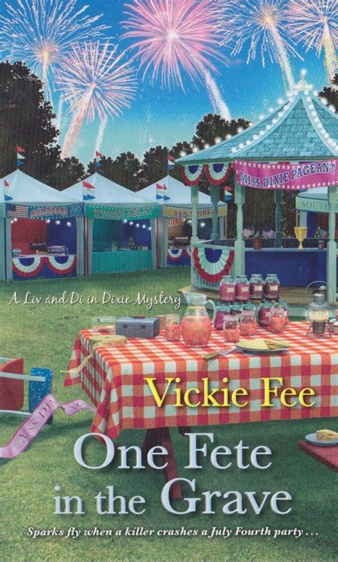 even at the grave books one fete in the grave by vickie fee bookends literary agency
