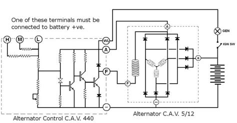 australian rr forums c a v voltage regulator alternator