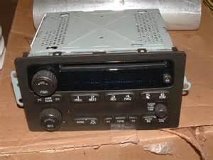 how do i unlock a 2007 silverado radio chevrolet forum