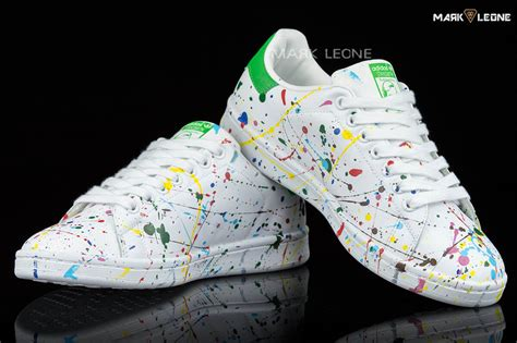 adidas stan smith colors adidas stan smith painting colour