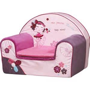 fauteuil fille fauteuil chambre bebe fille paihhi