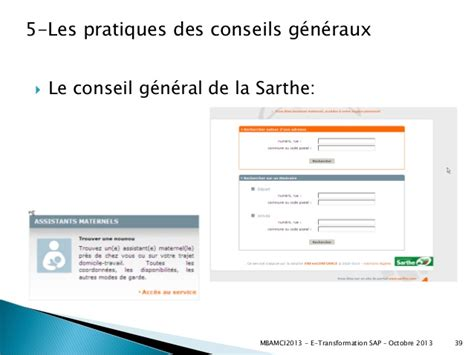 Sap Mba Salary by E Transformation Services 224 La Personne Mba Mci
