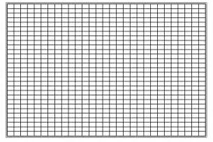 Graph Paper For Floor Plans Graph Paper Maker Sample