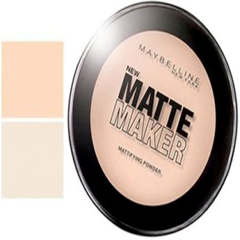 Maybelline Matte Powder maybelline matte maker mattifying powder 16g