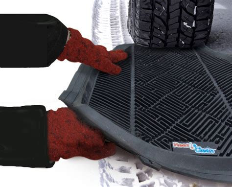 Car Snow Traction Mats heat clean traction mats free shipping price match guarantee