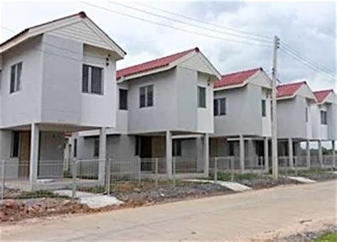 low cost housing thailand social low cost housing thailand property