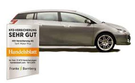 Auto Versicherung Hdi by Hdi Autoversicherung Test Der Gro 223 E Testbericht 2018