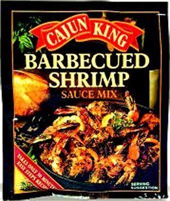 cajun king cajun king bbq shrimp sauce mix 1 oz by 131357