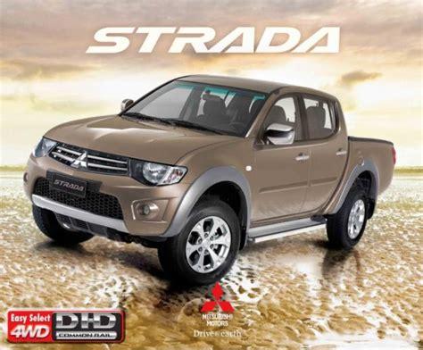 Idle Arm Mitsubishi L200 Single Or Strada Up mitsubishi strada picture 1 reviews news specs buy car car