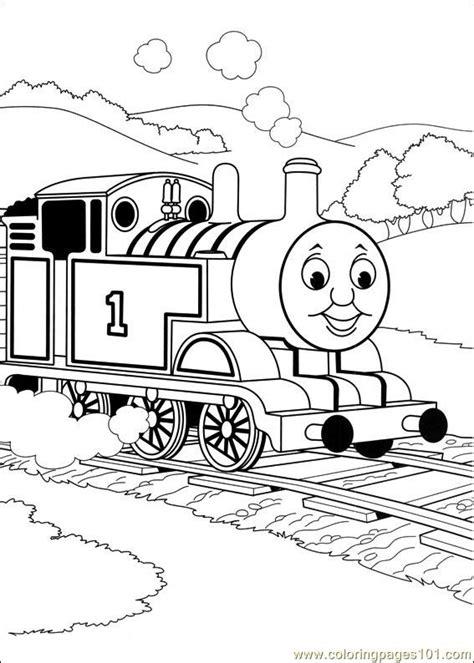thomas coloring pages free printable coloring pages thomas and friends 50 cartoons gt thomas