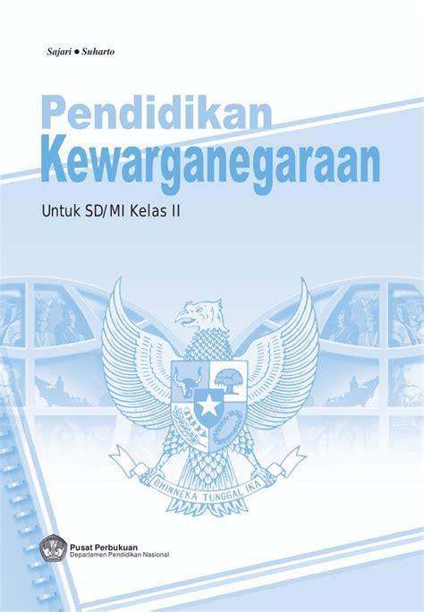 Buku Pendidikan Pancasila Pu kelas ii sd pkn sajari