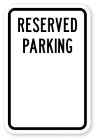 Reserved Sign Template Printable Wedding Reception Sign Reserved For Family Sign Instant Reserved Parking Sign Template Free