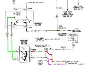 1979 jeep cj7 ignition switch wiring 1979 free engine image for user manual