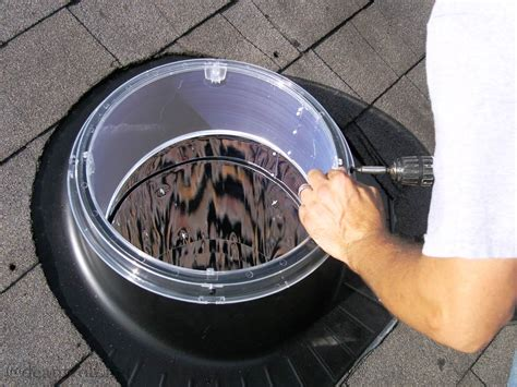 solar light installation solar installation brings in the light all climate