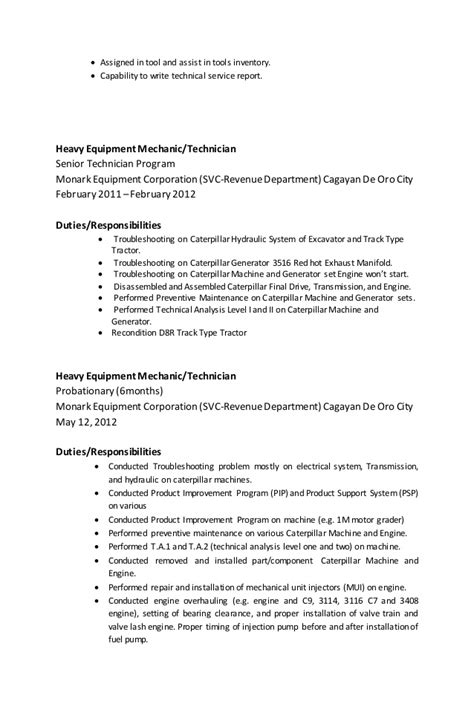 Hydraulic Manifold Tester Sle Resume by Butch Updated Resume