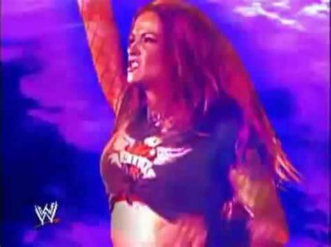 trish stratus titantron 2006 wwe lita titan tron 2004 2006 love fury passion energy