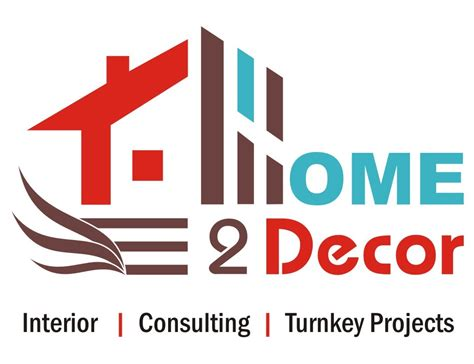 home decoration logo interior designer in mumbai home2decor