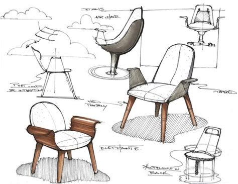 30 design furniture sketches inspiration the architects diary