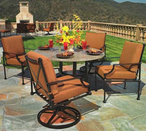 Palazzo Patio Furniture by Ow Replacement Cushions Palazzo Seat D Collection