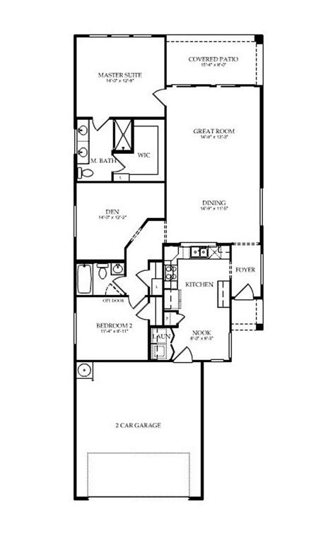Southern Homes Floor Plans lilac floorplans