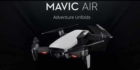 Tikar Lipat Haji dji mavic air drone lipat terkecil dan tercerdas