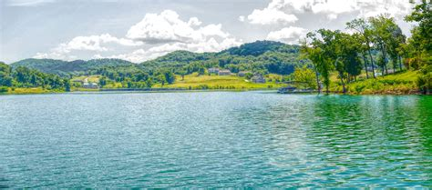 sunset bay homes for sale at norris lake tn