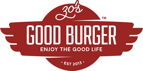 how to create an elegant red burger logo with aaa logo good burger enjoy the good life