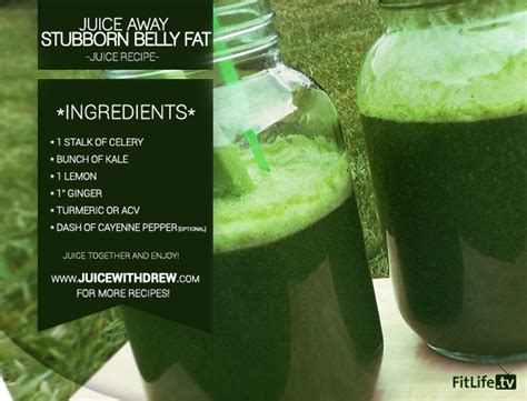 Detox Bellyfat by Juice Away Stubborn Belly Fitlife Tv Smoothies