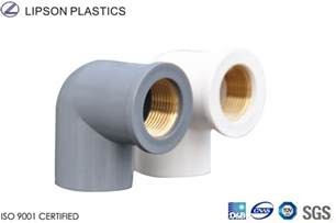 Copper To Plastic Plumbing by China Pvc Pipe Fitting With Copper Photos Pictures