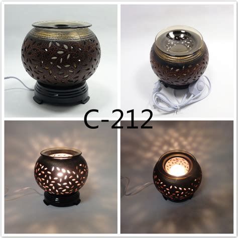 electric fragrance oil ls ceramic electric shadow scent oil warmer diffuser burner