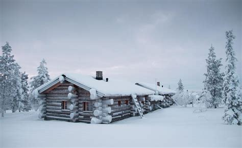 log cabin new year breaks finland holidays discover the world