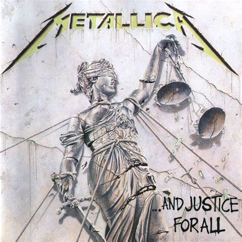 Justice Not For All metallica and justice for all yell magazine s greatest