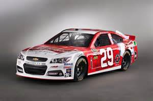 new 2014 car racing la 2012 chevrolet reveals ss nascar race car gm authority