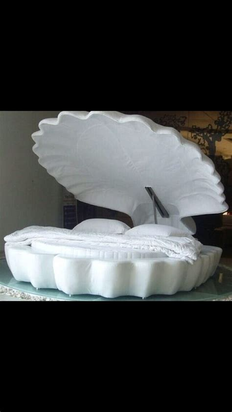 clam shell bed 114 best shell bed images on pinterest