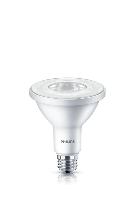Promo Lu Led Phillips 13w led 11w 75w par30 bright white 3000k 452615 canada discount canadahardwaredepot
