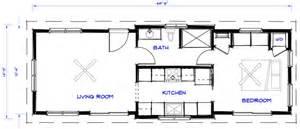 2 bed 1 bath house plans