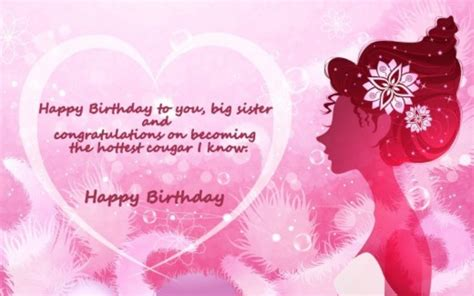 Big Happy Birthday Wishes Birthday Wishes For Elder Sister Page 3