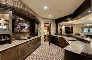 unique home bar creates the perfect man cave design eskuche tuscan kitchen style amp decor ideas