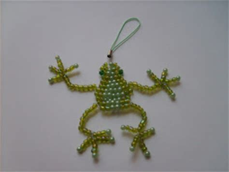 the beaded frog the witch crafter