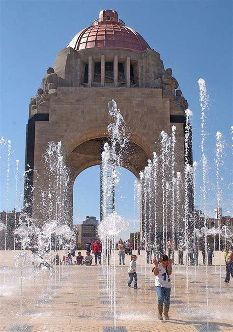 imagenes del monumento ala revolucion mexicana arquim 233 xico historia y arquitectura en m 201 xico el