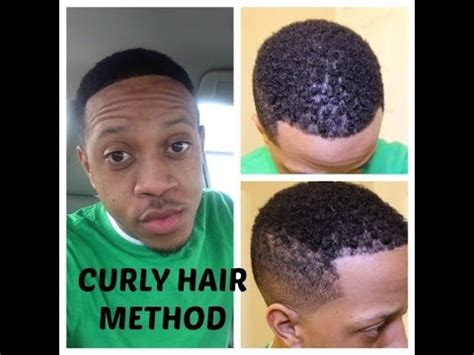 how to get curly hair for black men how to get natural curly hair black men w shea moisture