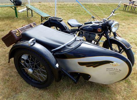 Awo Motorrad Seitenwagen by Motorrad Awo 425 Mit Stoye Seitenwagen Beim Ostfahrzeug