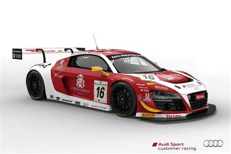 Race Cars 2013 Audi R8 Lms Ultra Race Car