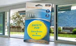 Glass Door Safety Stickers Simon S House Product Reviews Glass Safety Markers
