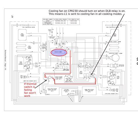 kitchenaid oven wiring schematic wiring diagram with