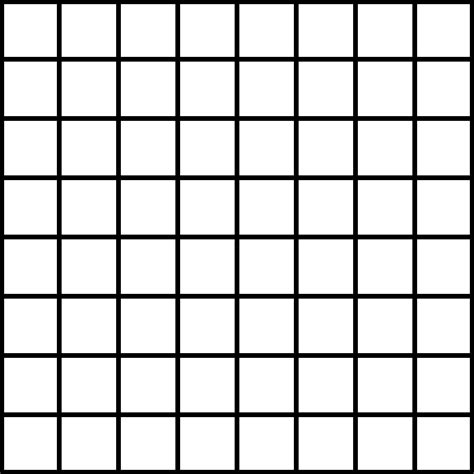 printable graph paper with large squares printable square grid pertamini co