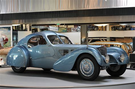 vintage bugatti bugatti 1936 type 57sc atlantic sells for a record 30