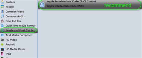 format audio imovie convert and import bdmv files to imovie for editing
