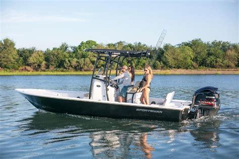 2018 sportsman tournament 234 power boat for sale www - Sportsman Boats Pics
